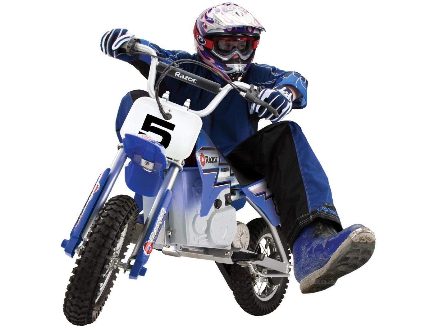 Moto électrique Razor 15189040 Dirt Rocket M x 350