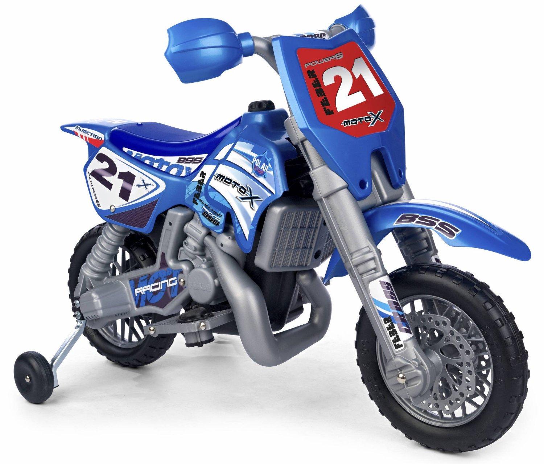 Feber Cross SXC 6V, la moto électrique parfaite pour les enfants